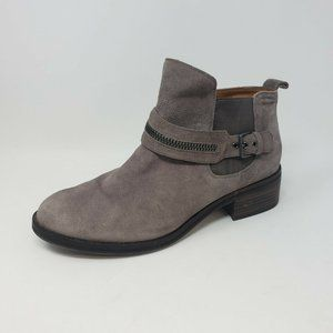 Gentle Souls Kenneth Cole Gray Booties Penny